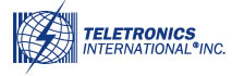 Teletronics International Logo